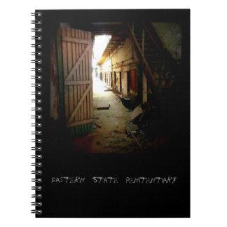 Carnet Prison orientale d'état