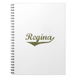 Carnet Regina