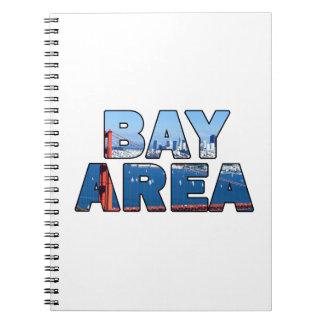 Carnet Région de Baie de San Franciso