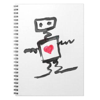Carnet Robot d'amour