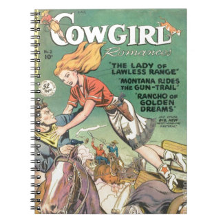 Carnet Saut de la cow-girl