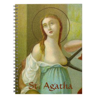 Carnet St Agatha (M 003) (style #1)