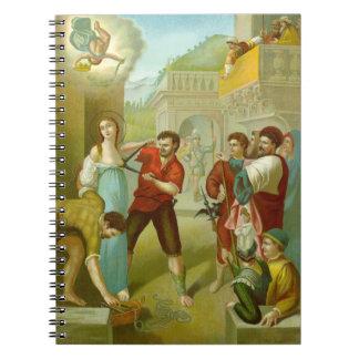 Carnet St Agatha (M 003) (style #3)