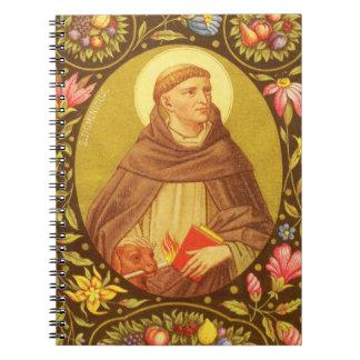 Carnet St Dominic de Guzman (P.M. 02)