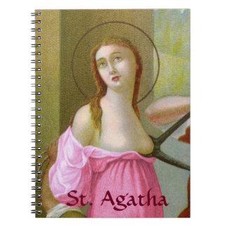 Carnet St rose Agatha (M 003)