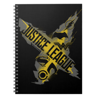 Carnet Symboles de ligue et d'équipe de justice de la