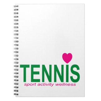 Carnet Tennis