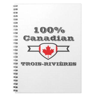 Carnet Trois-Rivières 100%