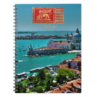 Carnet Venise, Italie - vue panoramique