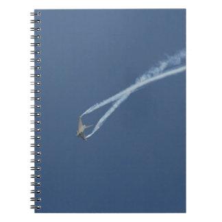 Carnet Vol 1 d'ouragan d'Eurofighter