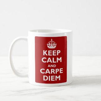 Carpe Diem ! Mug