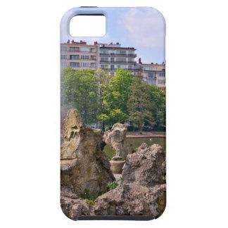 Carré de Marie-Louise à Bruxelles, Belgique Coque Tough iPhone 5