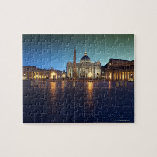 Carré de St Peters, Rome, Italie Puzzle