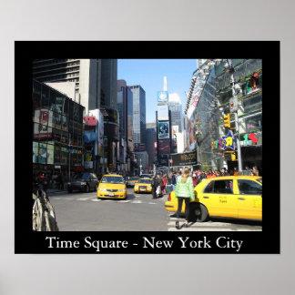 Carré de temps - New York City