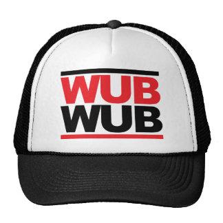 Carré de Wub Wub Dubstep Casquette De Camionneur