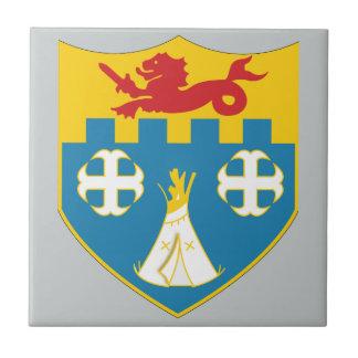 Carreau 12ème Régiment d'infanterie - DUI