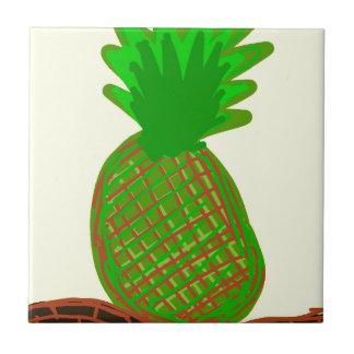 Carreau ananas de lola de pina de La