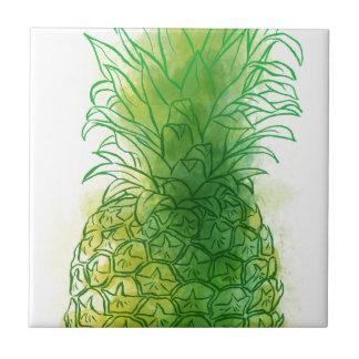 Carreau Ananas frais