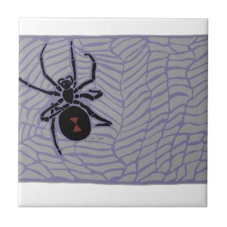 Carreau Araignée de veuve noire