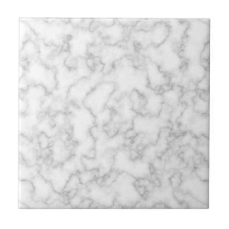 Carreau Arrière - plan en pierre marbré de marbre de blanc
