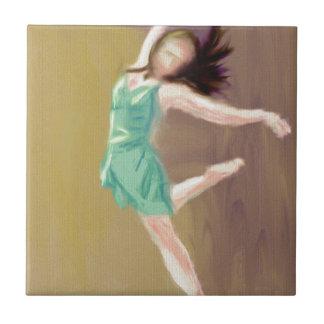 Carreau Art de ballerine