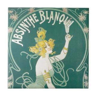 Carreau Art français Nouveau de victorian de Blanqui