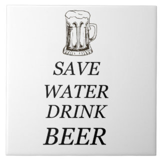 Carreau Bière de nourriture de boissons