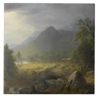 Carreau Calcinateur Brown Durand - la première récolte