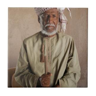 Carreau Cas omanais de téléphone de guerrier