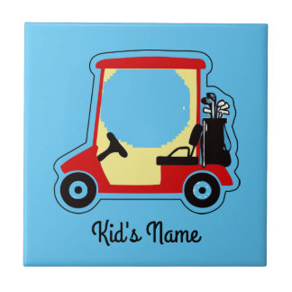 Carreau Chariot de golf