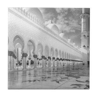 Carreau Cheik Zayed Mosque