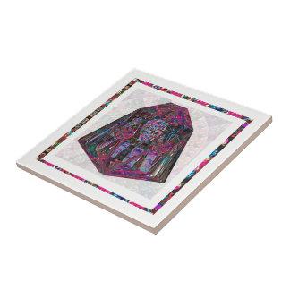 Carreau Collection d'art précieuse en pierre en cristal de