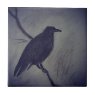 Carreau corbeau d'hiver