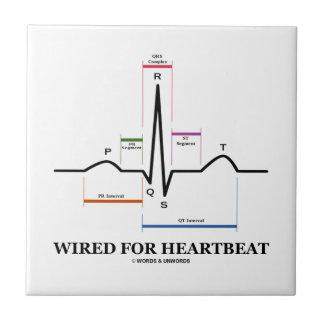 Carreau De câble pour le battement de coeur