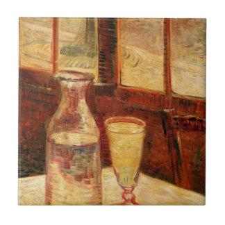 Carreau De Van Gogh d'absinthe d'impressionisme toujours