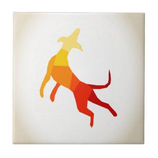 Carreau dog.jpg abstrait