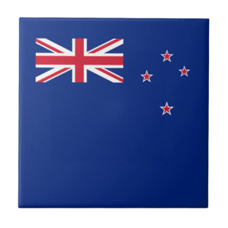 Carreau Drapeau de la Nouvelle Zélande