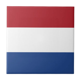 Carreau Drapeau de Pays-Bas