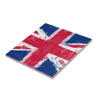 Carreau Drapeau du Royaume-Uni ou d'Union Jack