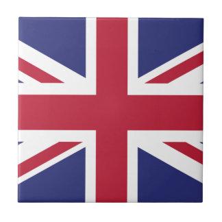 Carreau Drapeau patriotique du Royaume-Uni