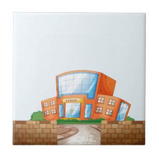 Carreau École