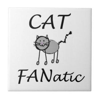 Carreau Fanatique de chat