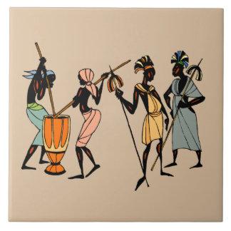 Carreau Hommes du Kenya