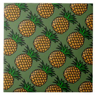 Carreau Image d'ananas