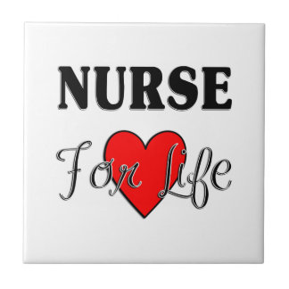Carreau Infirmière pendant la vie