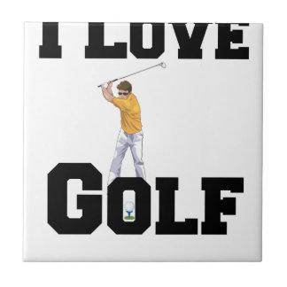 Carreau J'aime le golf 01