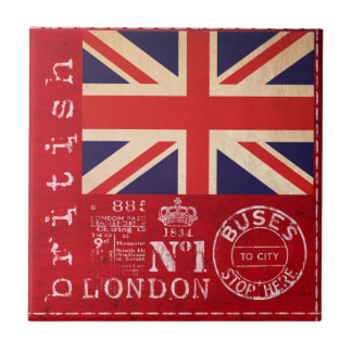 Carreau La Grande-Bretagne