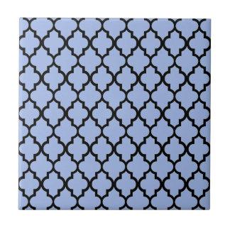 Carreau Lavande marocaine de motif