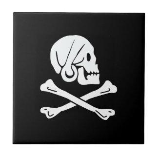Carreau Le drapeau d'Henry de pirate