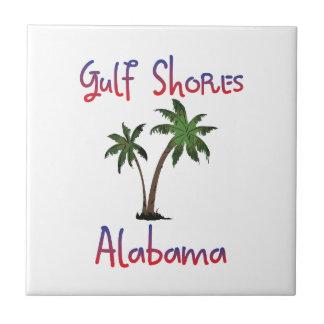 Carreau Le Golfe étaye l'Alabama